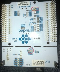 Nucleo-64 Uart2 to Arduino